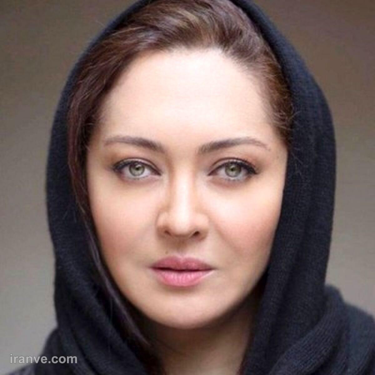 نیکی کریمی در آغوش دو بازیگر خوشتیپ ایرانی