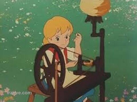 دانلود کارتون حنا دختری در مزرعه همراه کلیپ تیتراژ شروع