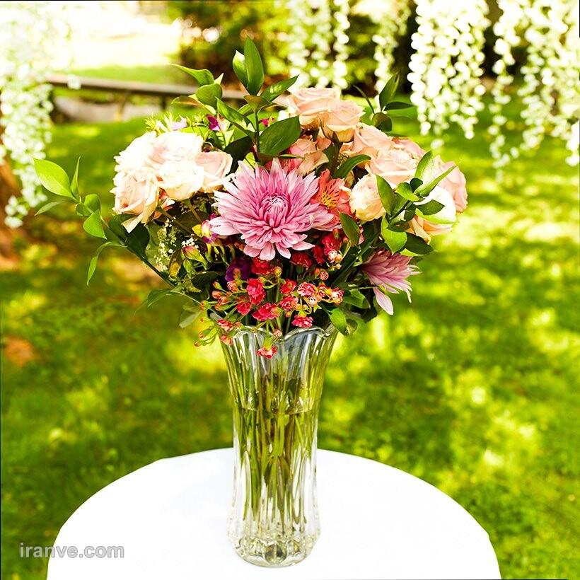 عکس پروفایل گل سبز