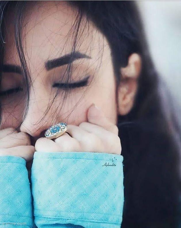 دانلود عکس پروفایل دخترونه غمگین عاشقانه , عکس پروفایل دخترونه غمگین و تنها