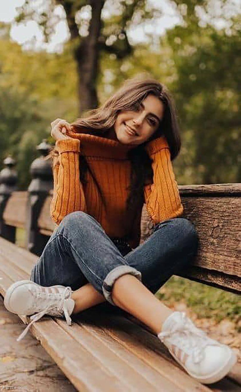 عکس پروفایل دخترونه در فصل پاییز