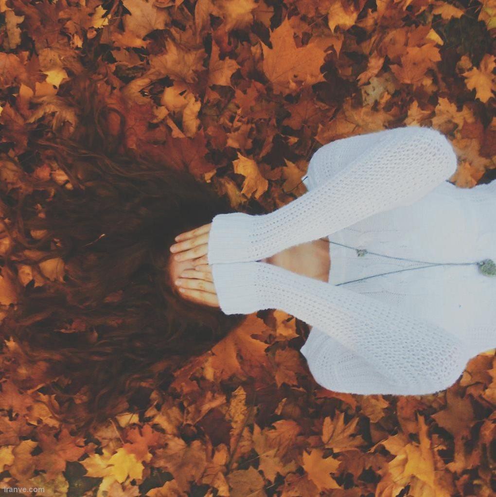 عکس پروفایل دخترانه پاییزی جدید