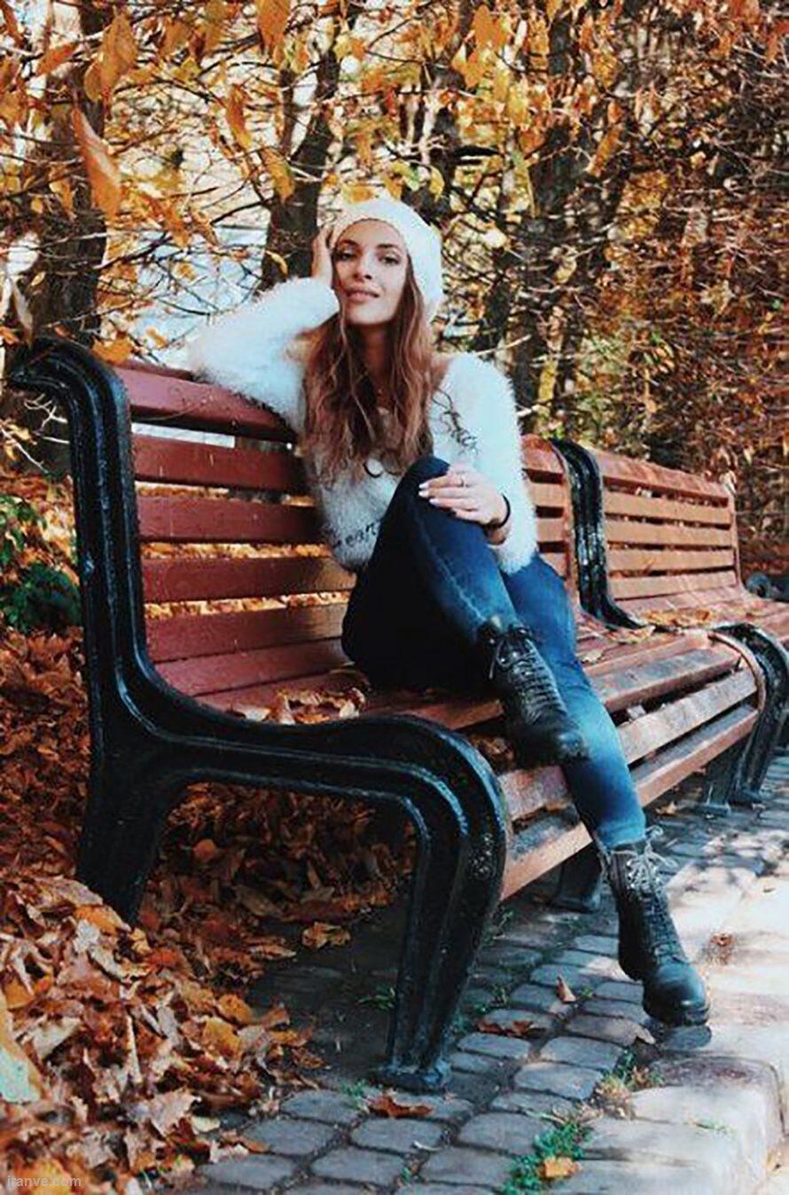 عکس پروفایل دخترونه شاخ پاییزی