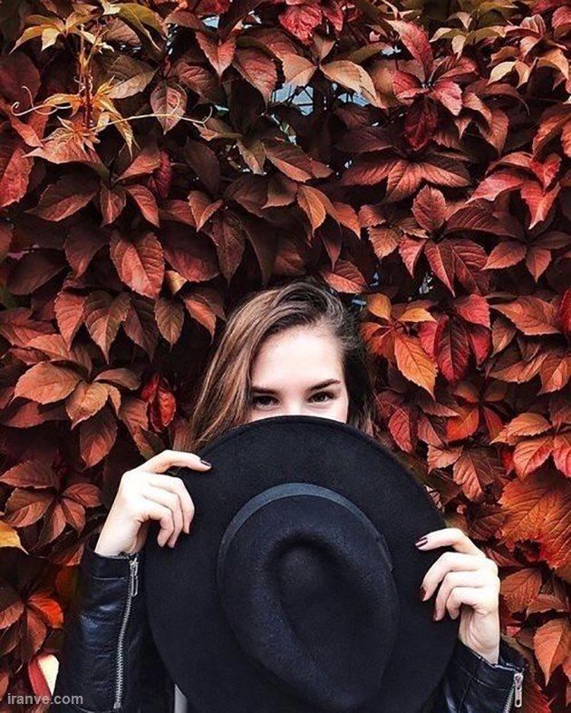 عکس پروفایل دخترونه پاییزی اینستاگرام