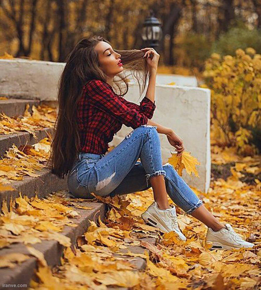 عکس پروفایل دخترونه برای فصل پاییز