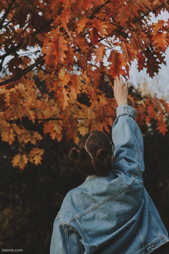عکس های پروفایل دخترانه پاییزی