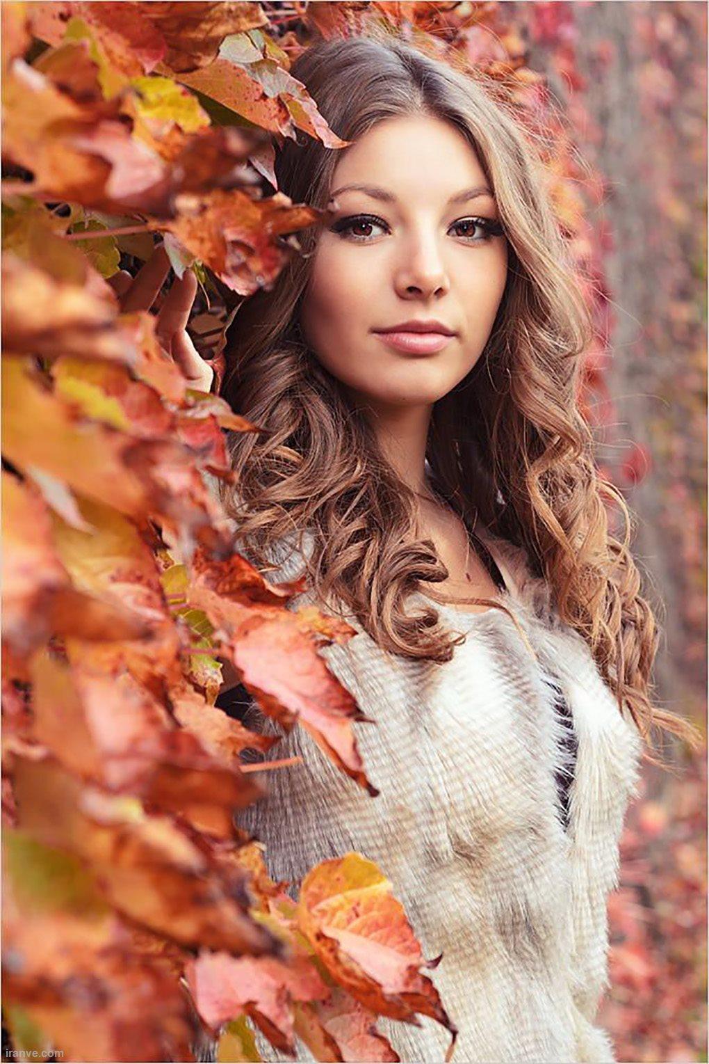 عکس پروفایل دخترونه پاییزی شیک