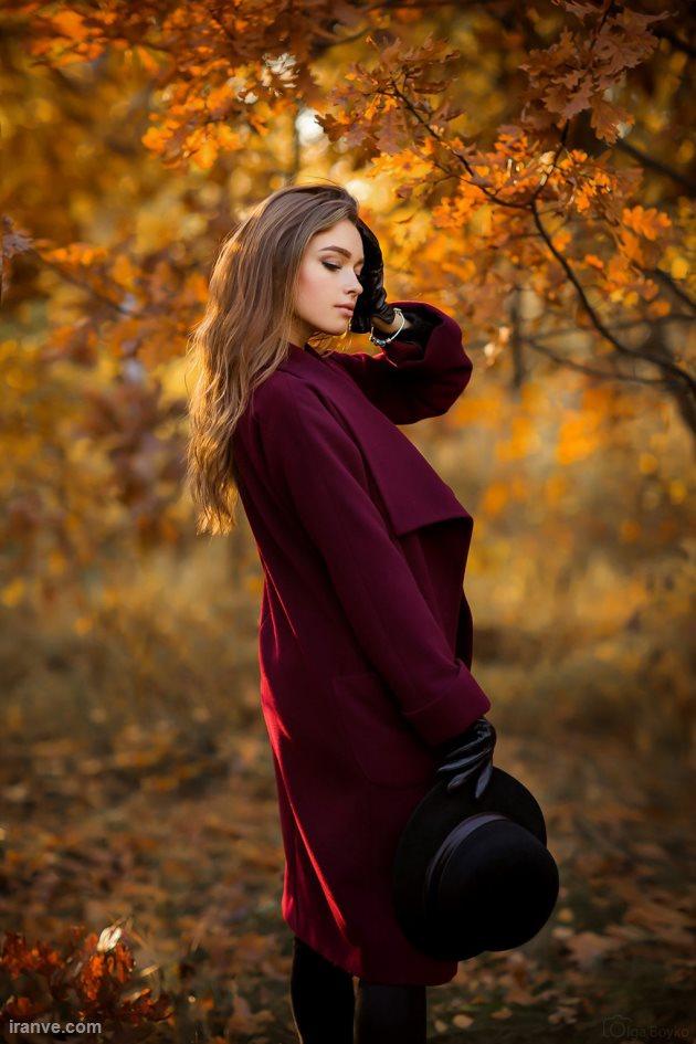 عکس پروفایل دخترونه ی پاییز