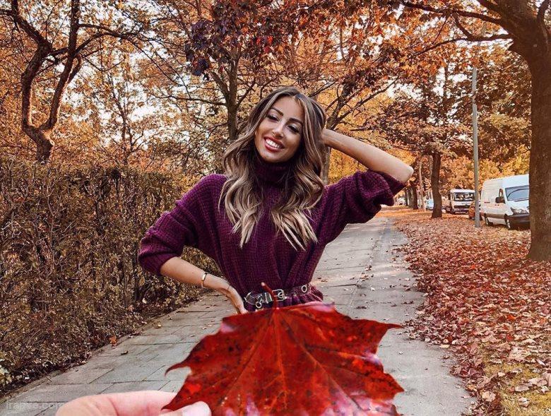 عکس پروفایل دخترونه پاییز