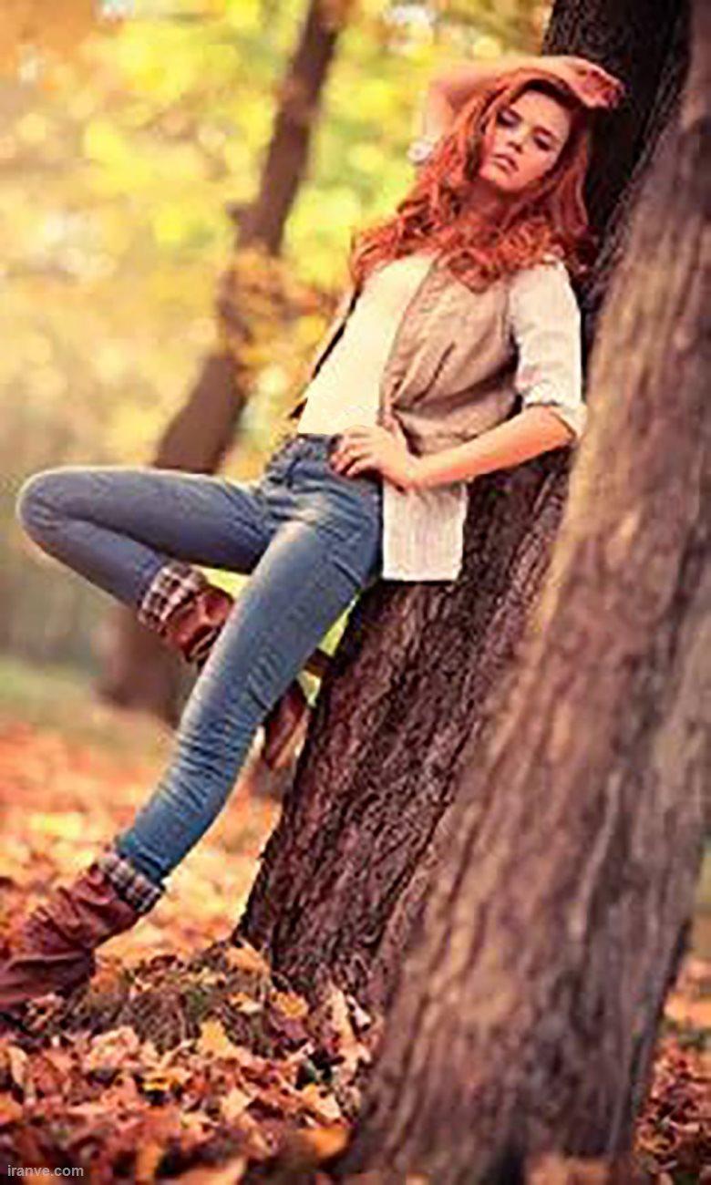 عکس پروفایل پاییزی دخترانه شیک