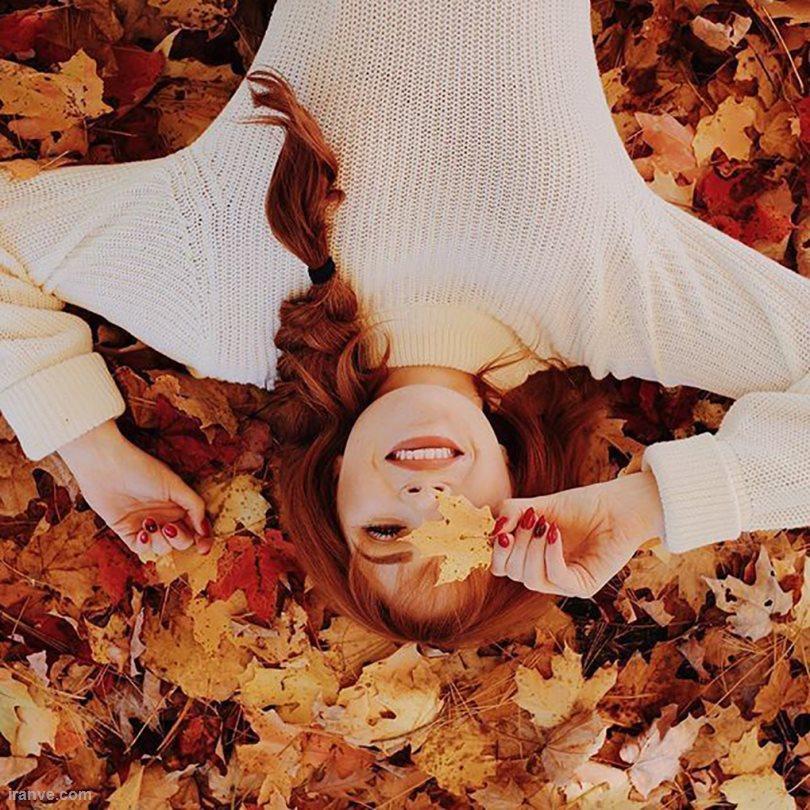 عکس پروفایل خاص دخترونه پاییز