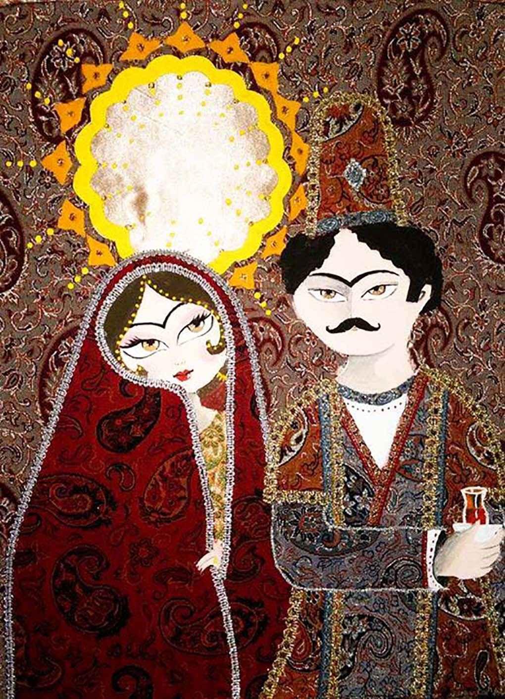 پروفایل زیبا برا عید نوروز , یک عکس برای عید نوروز