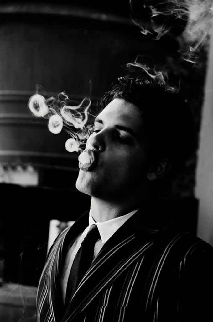 عکس سیگار مارلبرو قرمز , عکس سیگار موند مشکی , عکس پروفایل لب سیگار