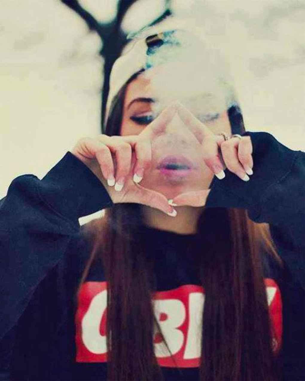 عکسهای ضد سیگار , پروفایل سیگاری دخترونه , پروفایل سیگار برگ