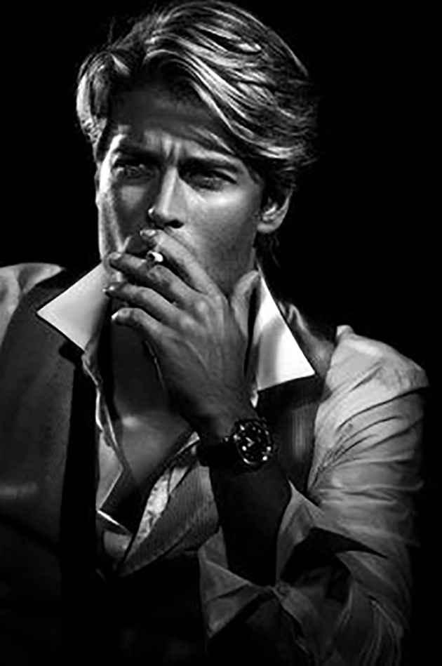 عکس با سیگار عاشقانه , عکس سیگار زیبا , پروفایل ی نخ سیگار