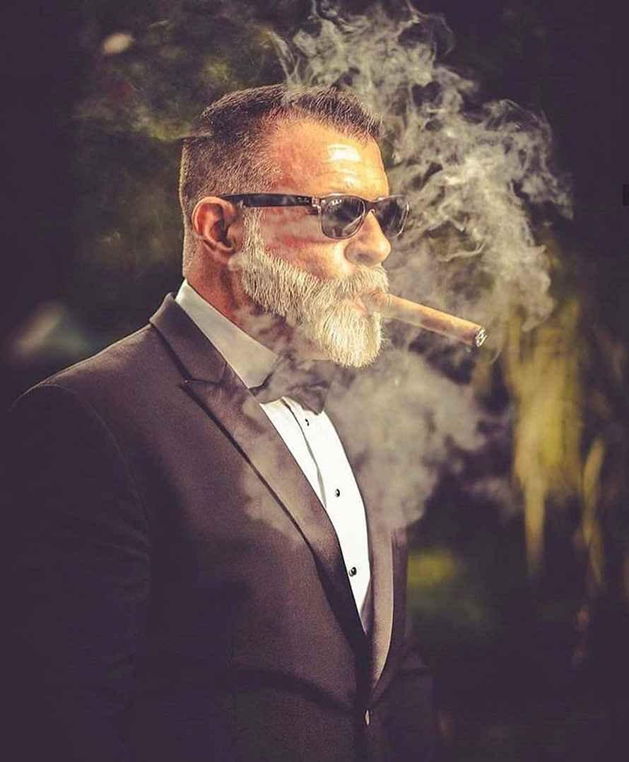 عکس سیگار یهویی , عکس سیگار امریکایی , پروفایل پسرانه با سیگار