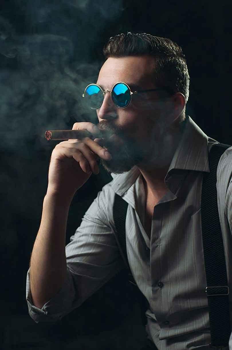 عکس سیگار های باکلاس , عکس سیگار طنز , پروفایل فیک سیگار