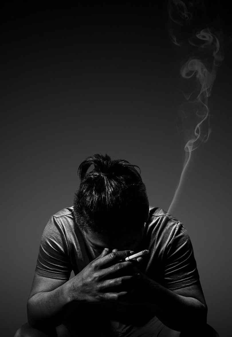 عکس انواع چوب سیگار , عکس سیگار به دست , پروفایل مردانه سیگار